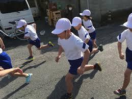 小学生_マラソン大会
