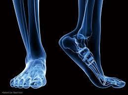 脚への負担